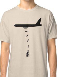 Toilet Bomber Classic T-Shirt