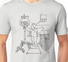A Halo in the Hood Unisex T-Shirt