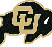 University of Colorado Boulder (felt) by j423985