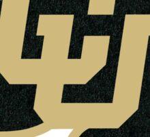University of Colorado Boulder (felt) Sticker