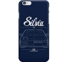Silvia S13|180SX iPhone Case/Skin