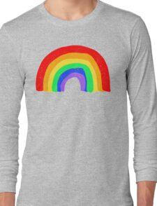 Rainbow Love Long Sleeve T-Shirt