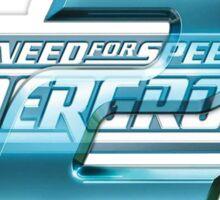 Need for Speed Underground 2 Sticker