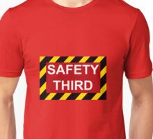 Safety Third Unisex T-Shirt