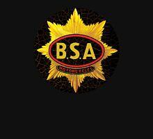 BSA motorcycles Birmingham England Unisex T-Shirt