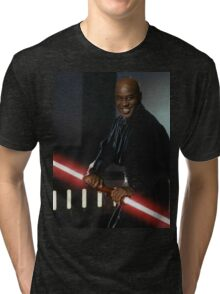 ainsley harriot star wars Tri-blend T-Shirt