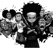 The Boondocks by Real-Entity