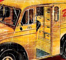 Divco vintage trucks USA Detroit Sticker