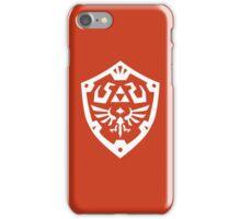 Skyward Sword Hylian Shield iPhone Case/Skin