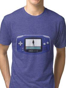 Skye Evolved Into Daisy! - GBA Version Tri-blend T-Shirt