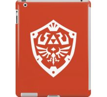 Skyward Sword Hylian Shield iPad Case/Skin