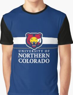 University of Northern Colorado / Colorado Flag Graphic T-Shirt