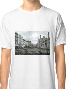 Cambridge, King's College 5 Classic T-Shirt
