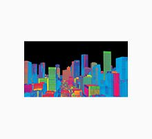 Houston Skyline in Color Classic T-Shirt