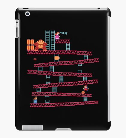 Donkey Kong iPad Case/Skin