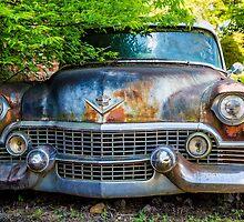 Classic Cadillac by dbvirago
