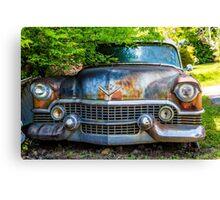 Classic Cadillac Canvas Print