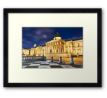 National Gallery in London, UK Framed Print