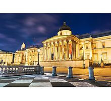 National Gallery in London, UK Photographic Print