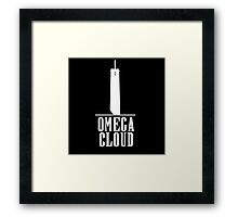 Omega Cloud - FF7  Framed Print