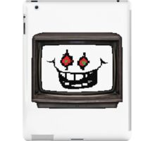 Flowey tv iPad Case/Skin