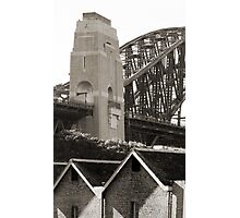 Sydney Harbour Bridge 1 Photographic Print