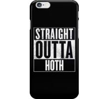 Straight Outta Hoth iPhone Case/Skin