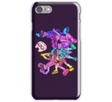 Osomatsu-San :: Electrical Parade (Ver3) iPhone Case/Skin