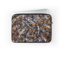 Number 2 Abstract Laptop Sleeve