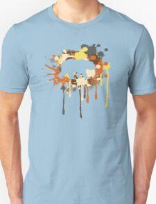 Splat Bear Unisex T-Shirt