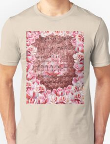 Waltz Of The Flowers Pink Roses Dance T-Shirt