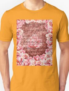 Waltz Of The Flowers Pink Roses Dance Unisex T-Shirt