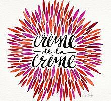 Crème de la Crème – Pink Palette by Cat Coquillette