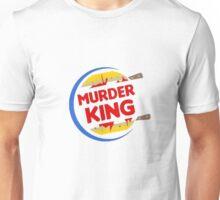 "Burger King Parody ""Murder King"" Unisex T-Shirt"
