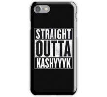 Straight Outta Kashyyyk iPhone Case/Skin