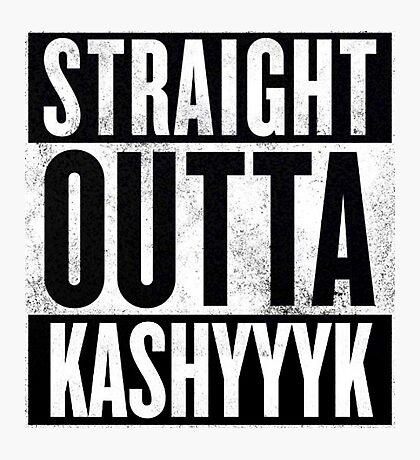 Straight Outta Kashyyyk Photographic Print