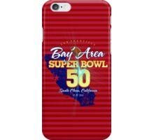 Super Bowl 50 II iPhone Case/Skin