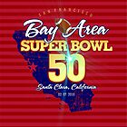 Super Bowl 50 II by Jimmy Rivera