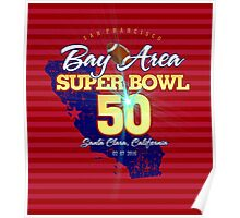 Super Bowl 50 II Poster
