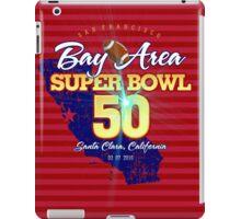 Super Bowl 50 II iPad Case/Skin