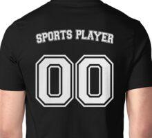 Sports Player Unisex T-Shirt