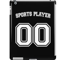 Sports Player iPad Case/Skin