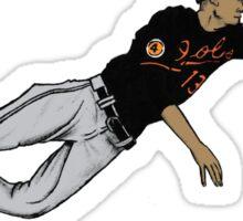 Manny Machado -13- Baltimore Orioles Sticker