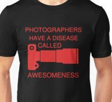 PHOTOGRAPHERS AWESOMNESS Unisex T-Shirt