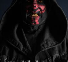 Sith at the Ready Sticker
