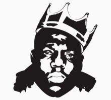 Biggie Smalls Kids Tee