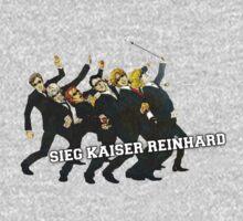 Sieg Kaiser by mcpheec