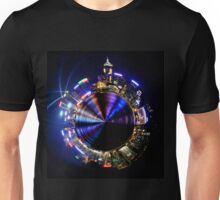 The planet that never sleeps Unisex T-Shirt