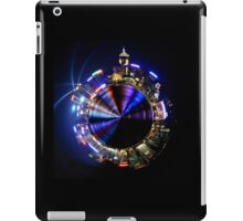 The planet that never sleeps iPad Case/Skin