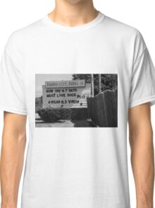 Auburn, NY - Drive-In Theater Classic T-Shirt